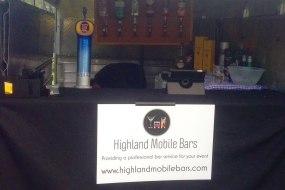 Bar in trailer