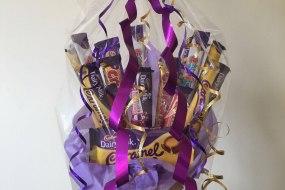 Cadburys Chocolate bouquet