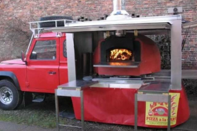The Big Red Oven