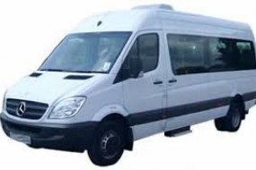 Mercedes 17 seated minibus