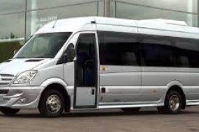 22 Seated executive minibus