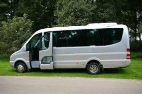 vip mini coach 20 seated.