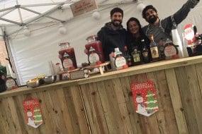 Wooden Bar @ Christmas Market