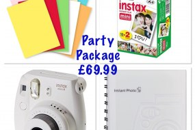 Instant Photo Kits - Witney Weddings & Events