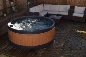 Standard Hot tub package