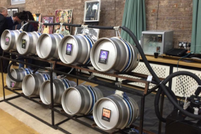 Craft ale bar