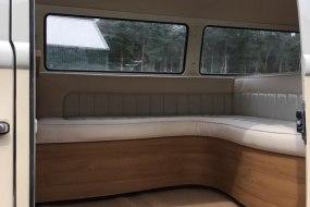 VW bespoke interior