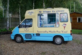 Regency Ice Cream Van