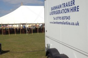 Barnham Trailer & Chiller Hire