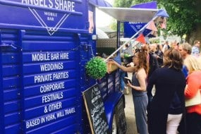 The Angel's Share Mobile Bar