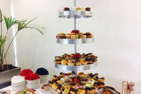 Juste nous buffet caterers