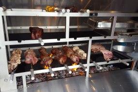 BBQ Brazil, rotisserie grill, cafe brazil catering