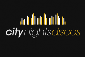 city nights disco logo