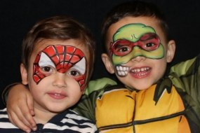The Face Painting Bug