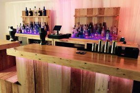 Rustic Bar Fixtures Available