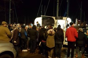 Pizza Hull Hire Street Food Catering Weddings Events