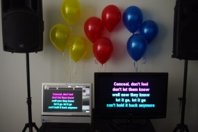 Hire karaoke equipment