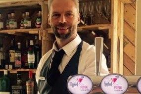 Tippled Pink Bars