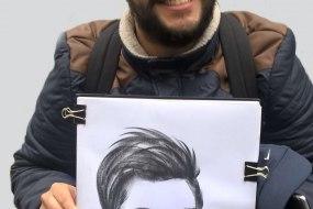 Alex Caricatures