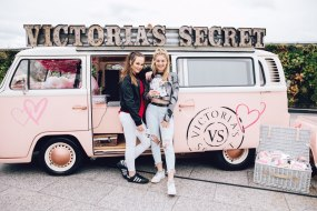 Birdie Camper Van Photo Booth