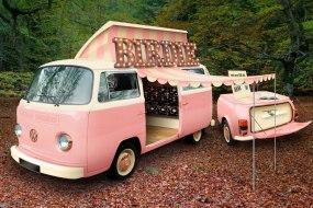 Birdie Camper Van Photo Booth