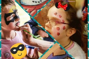 School Fetes Face Painting by Felicity