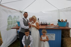 Wedding bar, mobile bar