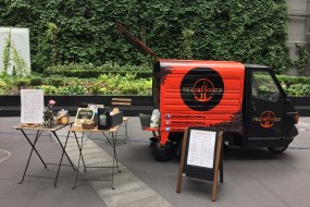 Tuc Tuc at Broadgate Estate London