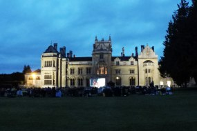 Outdoor Cinema Events - Pop up Cinema
