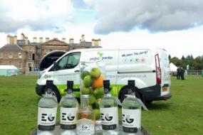 Edinburgh Gin Cocktail Bar @ Midstock Festival