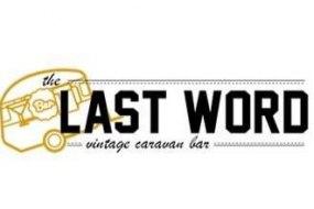 The Last Word Caravan Bar