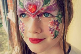 Uniquely Yours Face Painting