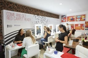 E! Entertainment Pamper and Grooming Rooms
