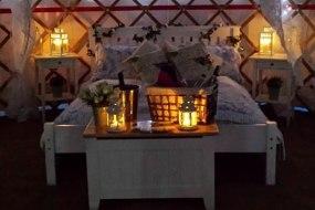 Wedding Night Yurt