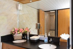 Radnor luxury toilet unit