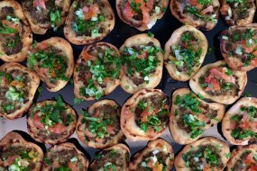 canapes, private dining, event,