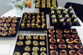 Canapes, event, press day