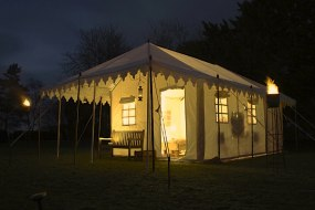 Resonate Events Royal Indian Shikar Tents
