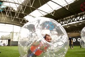 Bubble Soccer England