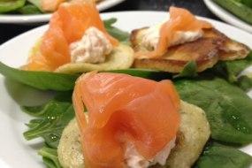 Devon Catering starters