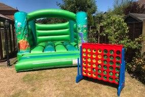 Warrington Hot Tub and Bouncy Castle Hire