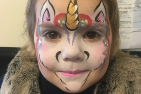 Rosie Cheeks Face Painting