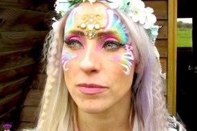 Geordie Face Painter Northumberland