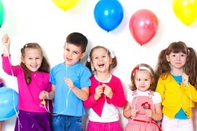 Rascals Childrens Disco