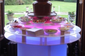 Wonka's Chocolate Fountain