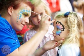 Face painter fareham, watch this face