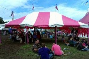 Tiger Tents