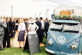 VW Split Screen Mobile Cocktail beer lager spirits bar