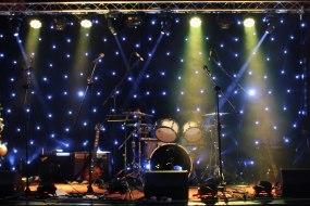 Bandshop Sound & Light backline hire