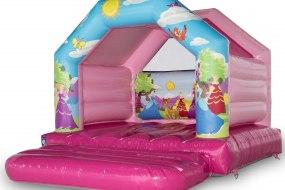 Princess Themed Bouncy Castle